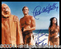 Autographs, Planet of the Apes