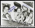 Autographs, The Honeymooners