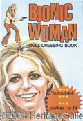Autographs, Build Your Own Bionic Woman!