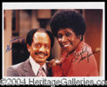 Autographs, The Jeffersons