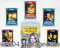Autographs, Bionic Woman Trading Card Lot