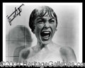 Autographs, Janet Leigh: Psycho!!