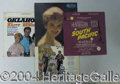 Autographs, Collection of Florence Henderson Records