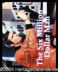 Autographs, Lee Majors