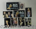 Autographs, Buffy the Vampire Slayer Lot
