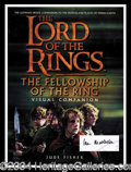Autographs, Ian McKellan (Lord of the Rings)