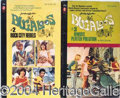 Autographs, Lot of Bugaloos Paperback Books