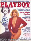 Autographs, Terry Moore