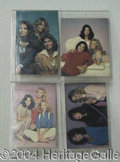 Autographs, Lot of Charlie's Angels Fan Cards