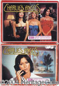 Autographs, Lot of Charlie's Angels Jigsaw Puzzles