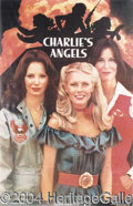 Autographs, Lot of Four Vintage Charlie's Angels Posters