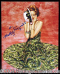 Autographs, Molly Ringwald