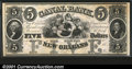 Obsoletes By State:Louisiana, $5 Canal Bank, New Orleans, LA, Choice CU. You may bid on this ...