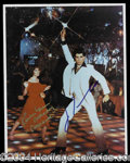 Autographs, Saturday Night Fever