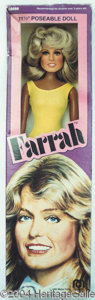 Autographs, Three Farrah Dolls