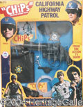 Autographs, Motorcycle Police Action Set (Boxed)