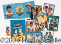 Autographs, CHIPS Trading Card Package