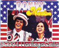 Autographs, Donny & Marie Frame Tray Puzzles