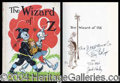 Autographs, Wizard of Oz: Ray Bolger and Jack Haley