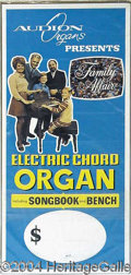 Autographs, Family Affair - Audion Organ Package