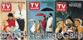 Autographs, Vintage Family Affair TV Guides
