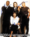 Autographs, PULP FICTION