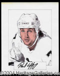 Autographs, Paul Coffey