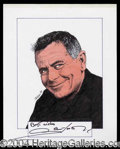 Autographs, Glenn Ford