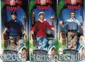 Autographs, Lot of Dolls Inspired by Gilligan's Island