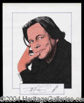 Autographs, Terry Gilliam