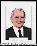 Autographs, Lee Iacocca