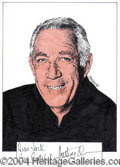 Autographs, Anthony Quinn