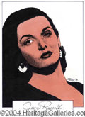 Autographs, Jane Russell