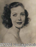 Autographs, LORETTA YOUNG