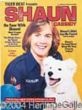 Autographs, Shaun Cassidy Lot