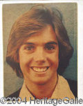 Autographs, Shaun Cassidy Mirrors, Iron-ons