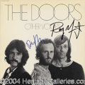 Autographs, The Doors