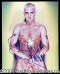Autographs, Eminem (Slim Shady)