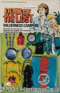 Autographs, Wilderness Campfire (toy on card)