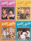 Autographs, Laverne & Shirley Board Game, Coloring Books