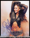 Autographs, Jennifer Lopez