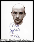 Autographs, Moby