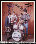 Autographs, The Monkees