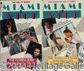 Autographs, Miami Vice Grab Bag