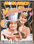 Autographs, Mork & Mindy Fun Package