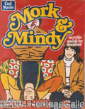 Autographs, Mork & Mindy Art Projects