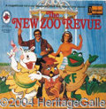 Autographs, New Zoo Revue Record, View-Master Package