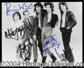 Autographs, The Rolling Stones