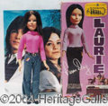 Autographs, Laurie Doll