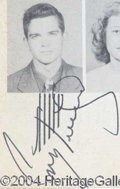Autographs, CONWAY TWITTY